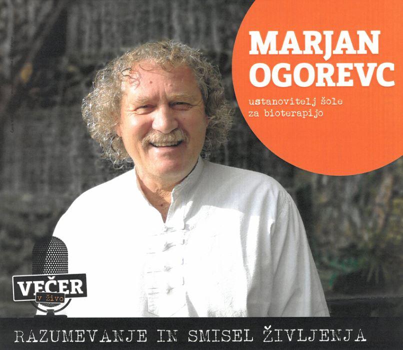 Predavanje Marjana Ogorevca v Mariboru