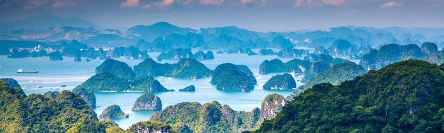 Vietnam z Marjanom Ogorevcem 17 dni