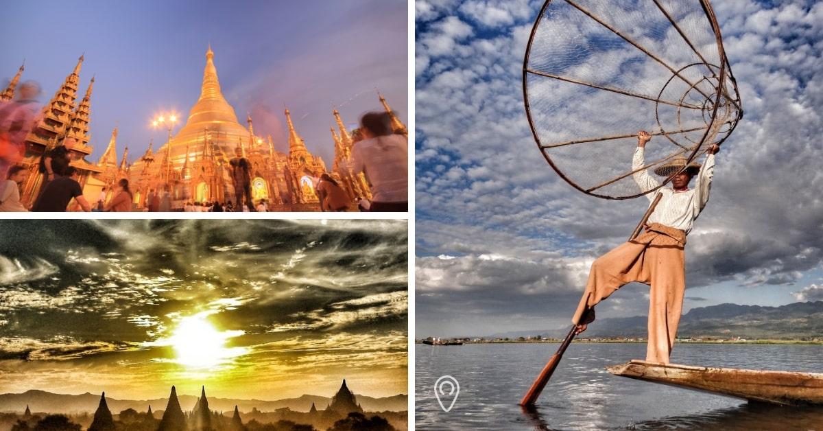 Mjanmar z Marjanom Ogorevcem – 15 dni
